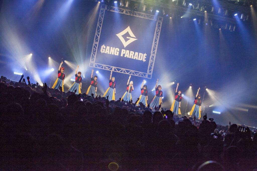 """【ライヴレポ】GANG PARADE、新メンバー2人を加えZepp DiverCityで魅せた""""9 SOUL"""""""