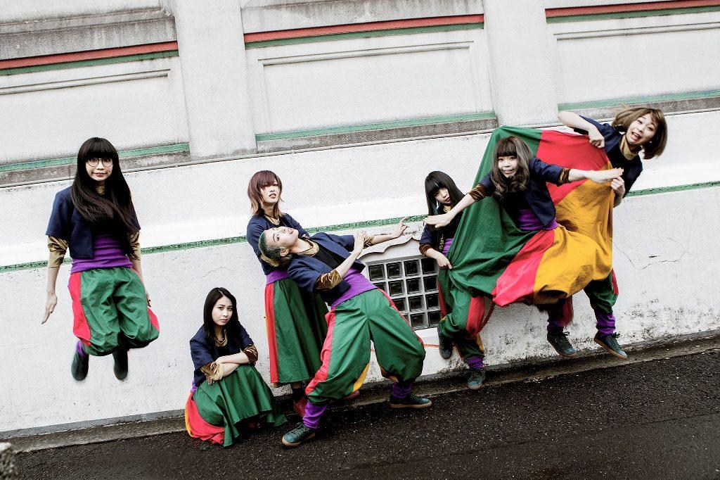 【動画】GANG PARADE、マイナビBLITZ赤坂ワンマンより「Beyond the Mountain」映像公開