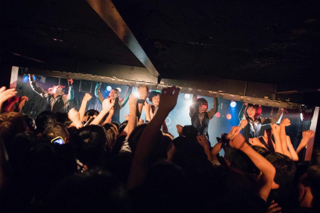 【8/47】BiS、47都道府県ツアー奈良編「BiSがみんなの答えになります」