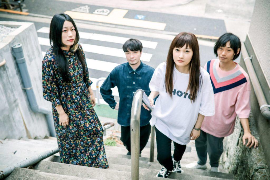 きのこ帝国、約2年ぶりアルバム『タイム・ラプス』9月12日発売