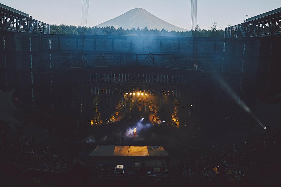 水曜日のカンパネラ、富士山をバックに魅せた幻想的世界「今が1番おもしろいときに来ている」