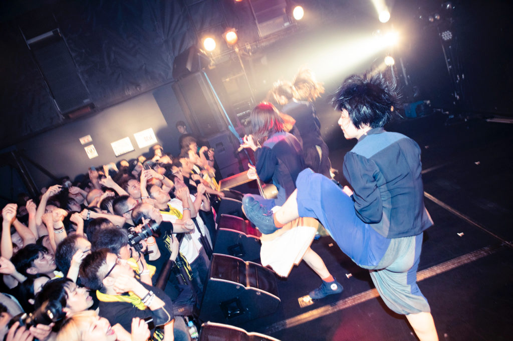 【22/47】BiS、47都道府県ツアー茨城編「ただ争うのではなくて、みんなで笑顔で終わりたい」