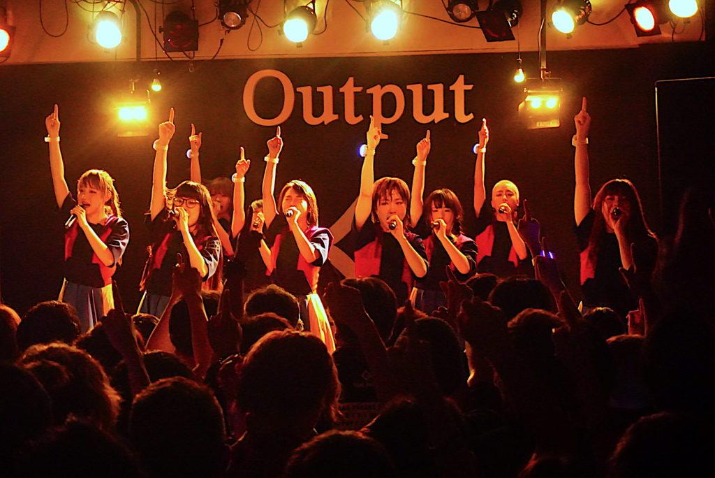 GANG PARADE、全国9カ所を巡る〈REBUILDツアー〉を沖縄にてスタート