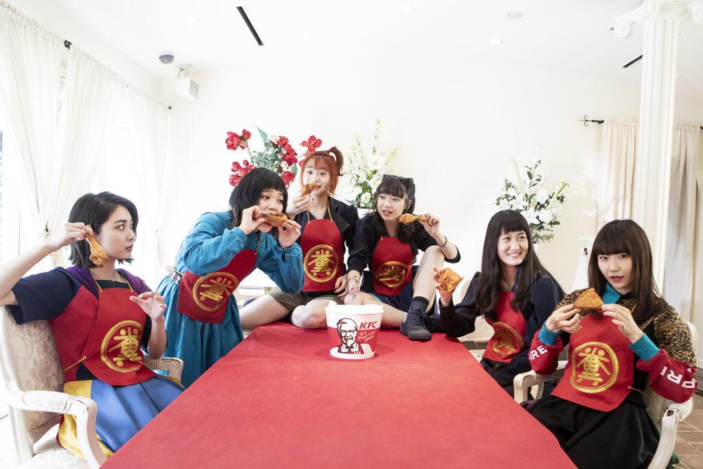 "WACKメンバーによる新ユニット""HOLY SHiTS""結成、MV公開"