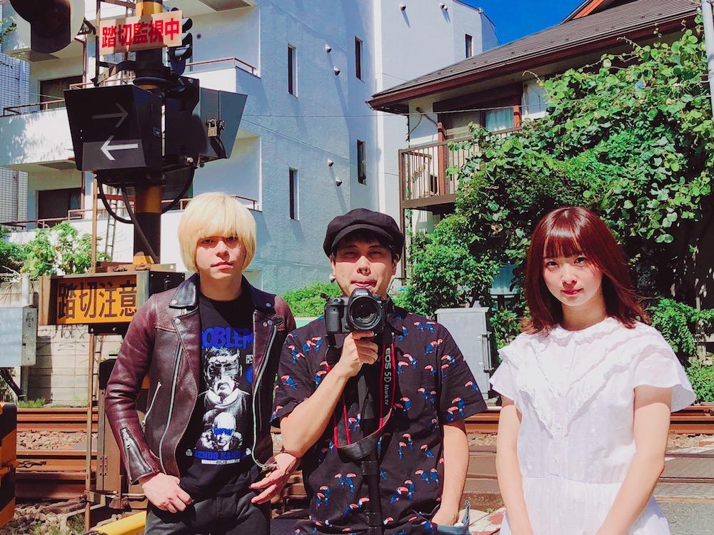 THE 夏の魔物、泉茉里参加最後の楽曲「さよならメモリー」MV公開