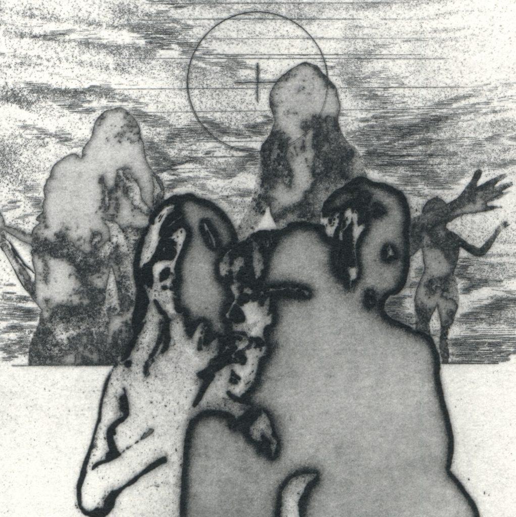 コーネリアス、銅版画家・中林忠義作品による『Ripple Waves』ジャケ写公開