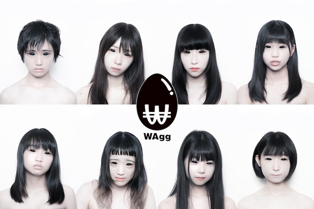 WAgg、ニコ生放送にてお披露目ライヴ全編配信決定
