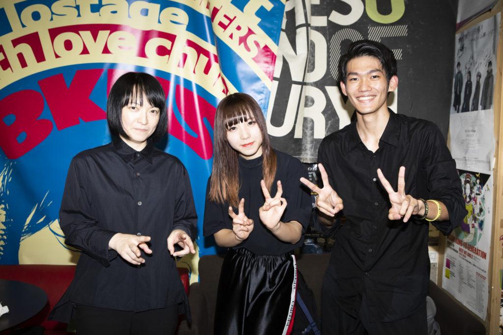 """【LIVE REPORT】BiSHアユニ・Dによる""""PEDRO""""、初ライヴで「透明少女」「本当本気」カバー含む全9曲"""