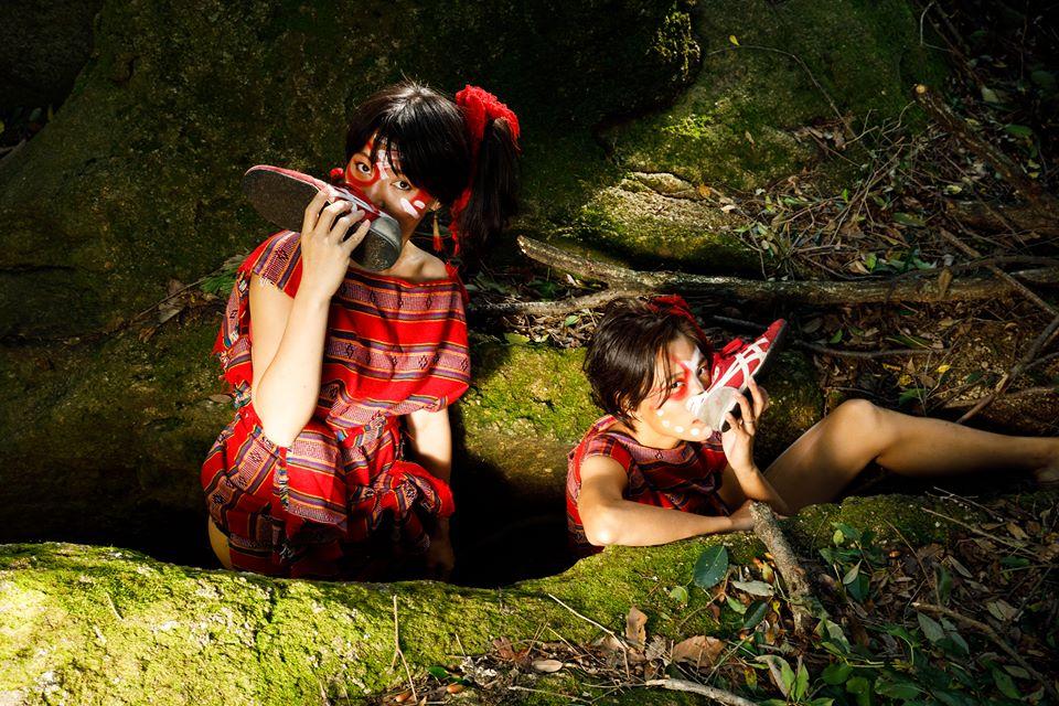 あふりらんぽ、8年ぶりの新譜より熊野の秘境で撮影されたMV「ポツポツ」公開