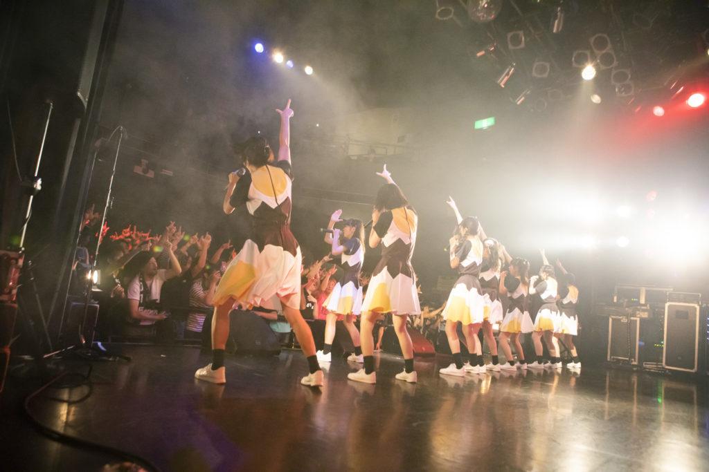 【LIVE REPORT】WAgg × EMPiRE ツーマンツアー東京編ーーそれぞれの成長と変化を感じる熱狂の現場