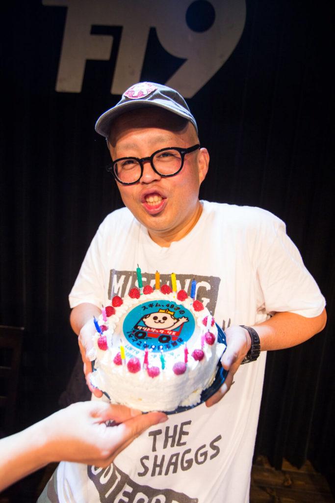 【イベントレポ】クリトリック・リス、後藤まりこを迎えた49歳誕生祭で日比谷野音への気合い注入