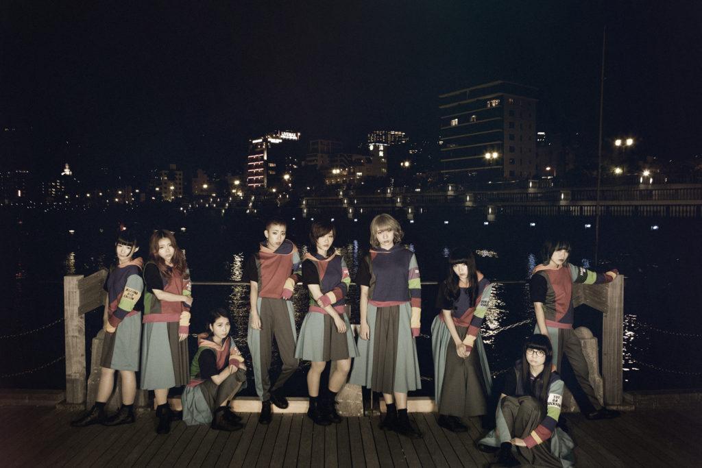 GANG PARADE、インディ・ラスト・アルバムよりシークレットトラック「PALET」歌詞公開