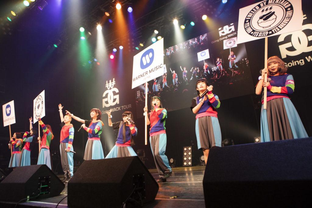 【LIVE REPORT】GANG PARADE、ワーナーよりメジャーデビュー&5月に東阪・野音ワンマン開催
