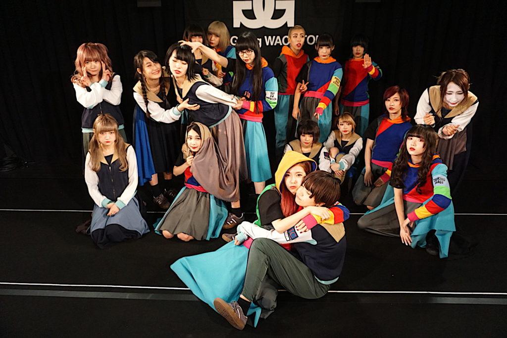 【LIVE REPORT】GANG PARADEとBiSが会場を熱くした〈Going Going WACK TOUR〉愛媛公演