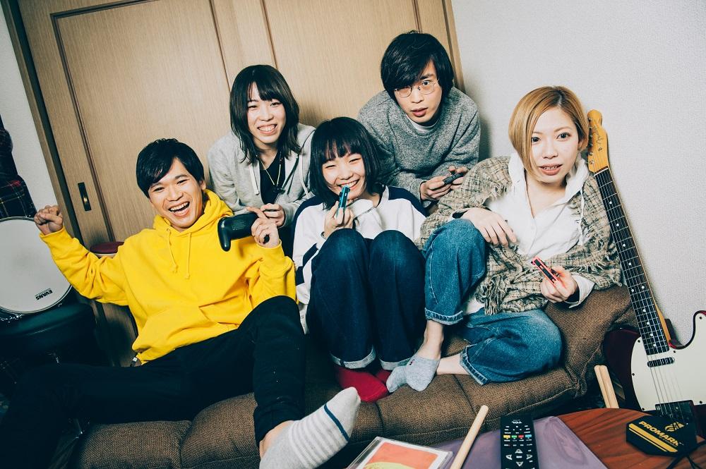 ネクライトーキー、Key中村郁香の正式加入を発表