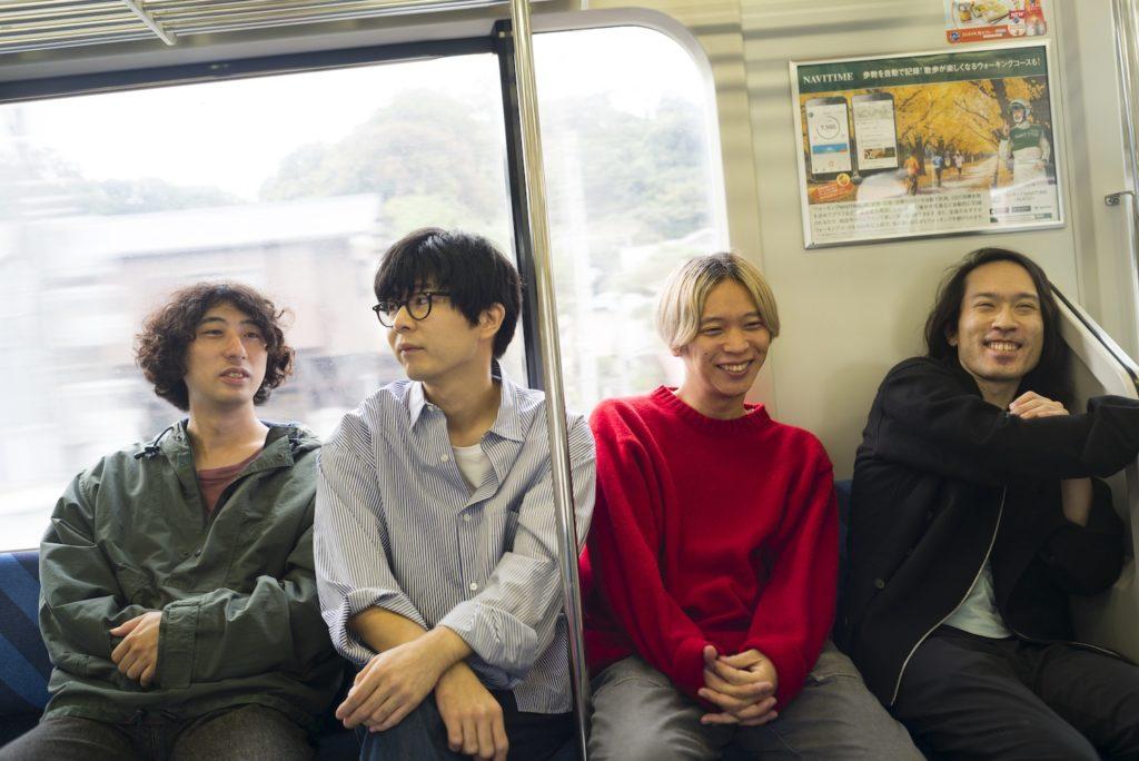 シャムキャッツ、最新アルバムより「完熟宣言」のMV公開
