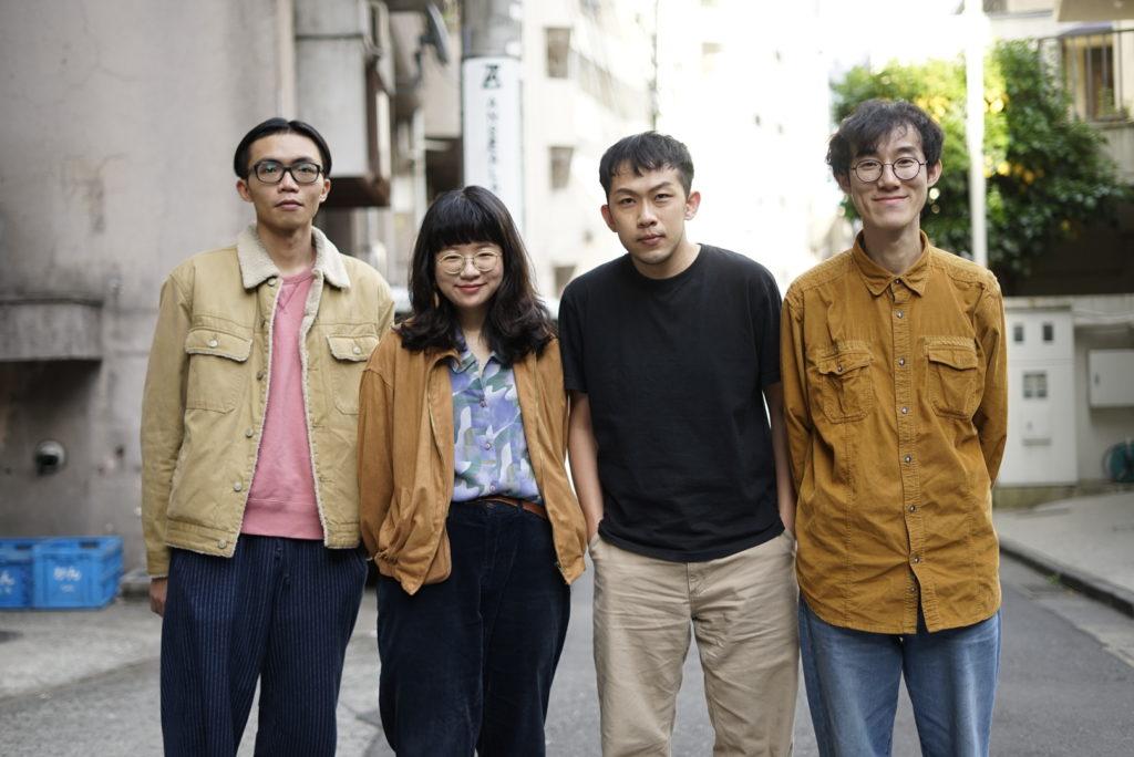 【INTERVIEW&REPORT】台湾の若手ギターポップバンドDSPSに訊く「台湾インディーシーン」の現在