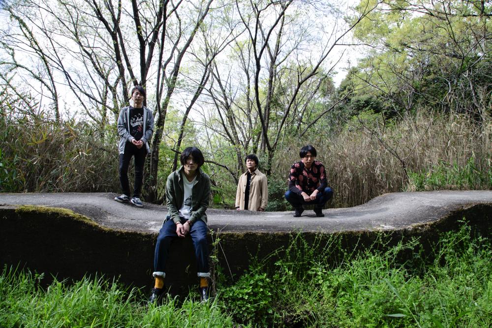 爆音でポップを鳴らすロックバンドthe coast、初の全国流通盤『youth』発売