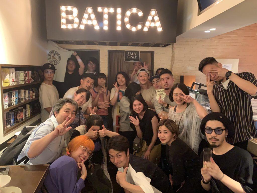 【REPORT】Kenmochi Hidefumi新作アルバムリリイベ開催「癒されながら、踊り狂ってください!」
