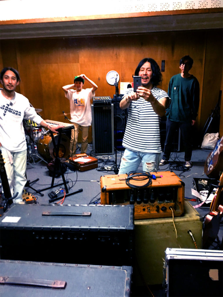 folk enoughレコ発イベントにEXTRUDERS、otori、Limited Express(has gone?)出演