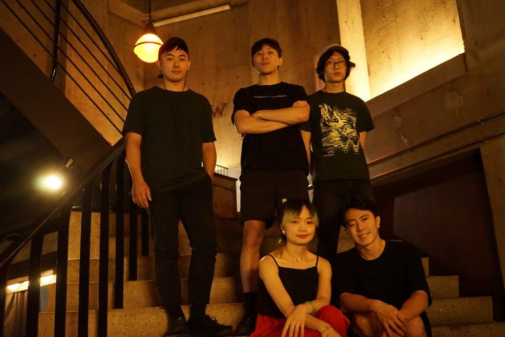 台湾の実験音楽的バンド落差草原WWWW 来日公演「どんな文化にも、きっとどこかで触れたことがあって」
