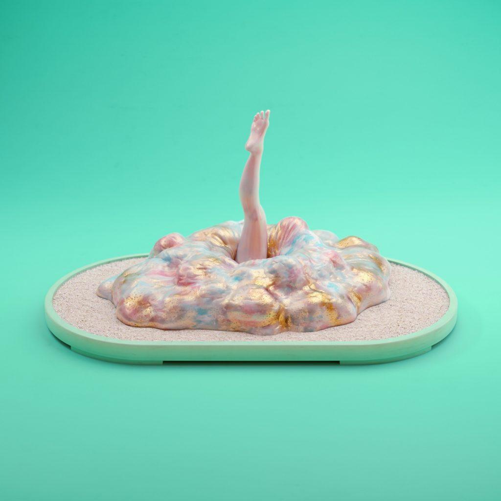 水カン&オオルタイチのユニット「YAKUSHIMA TREASURE」メディア芸術祭でのライヴ映像初公開
