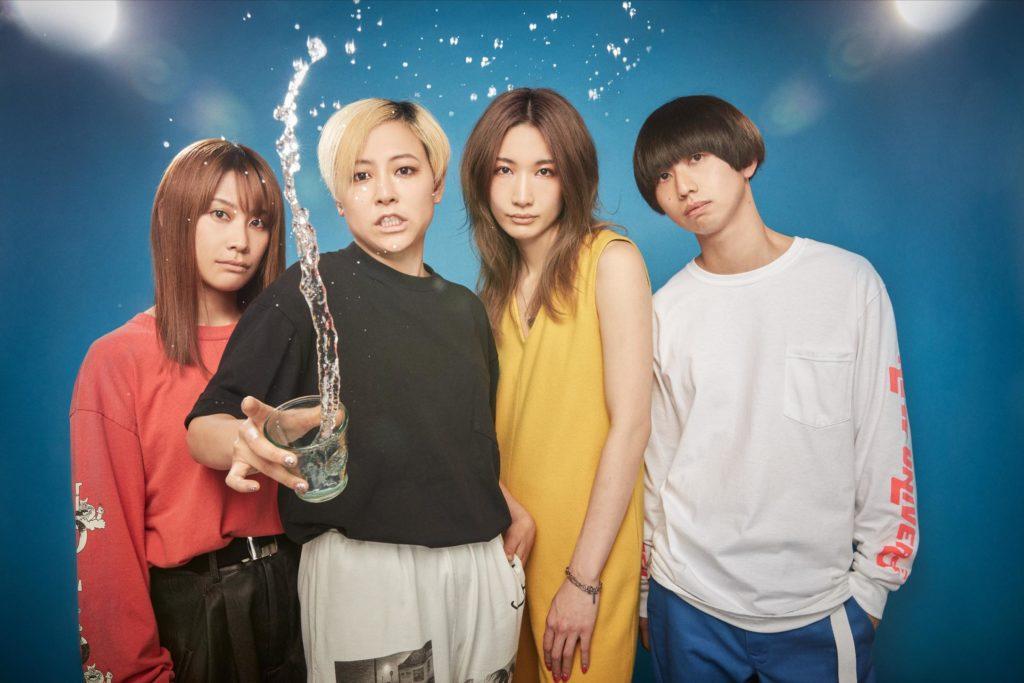 tricotメジャー移籍後1stシングル『あふれる』は〈9才ワンマン〉翌日