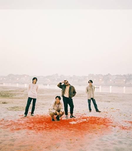 Gateballers、9月発売の3rdアルバムより新曲「スーフィー」MV公開