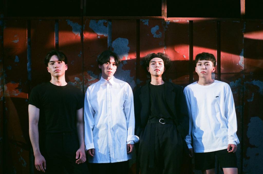 韓国の新鋭バンドSURL初来日公演決定、敬愛するミツメとのツーマンライヴ