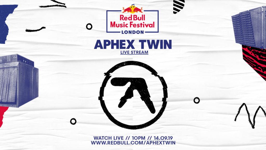 Aphex Twin、ロンドンのクラブで開催されるライヴの生配信決定