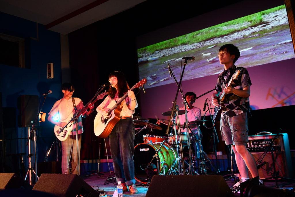 【LIVE REPORT】DSPS deep summer tour  新曲と確かな成長で魅せた沖縄最終公演