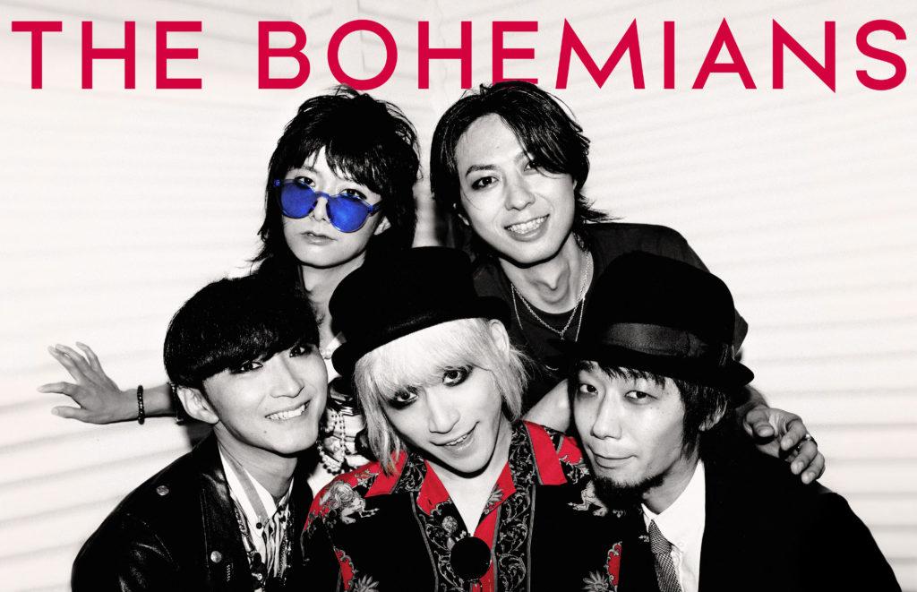 THE BOHEMIANS平田ぱんだ、ロックンロールの名盤バイヤーズ・ガイドをリリース