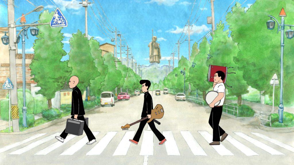 映画『音楽』、オタワ国際アニメーション映画祭長編コンペティション部門グランプリ受賞