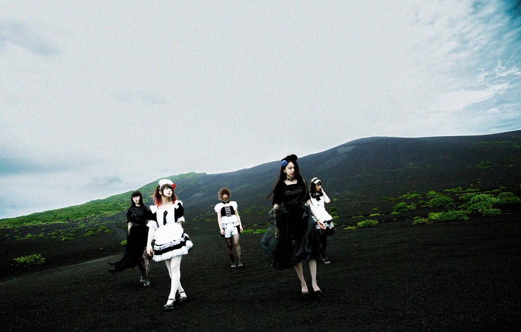 BAND-MAID、2年ぶりの新アルバムリリース発表&「endless Story」の先行配信スタート