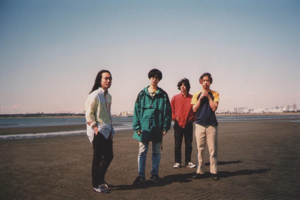 シャムキャッツが新EPのジャケ写公開、本日25時のラジオで「おくまんこうねん」初OA