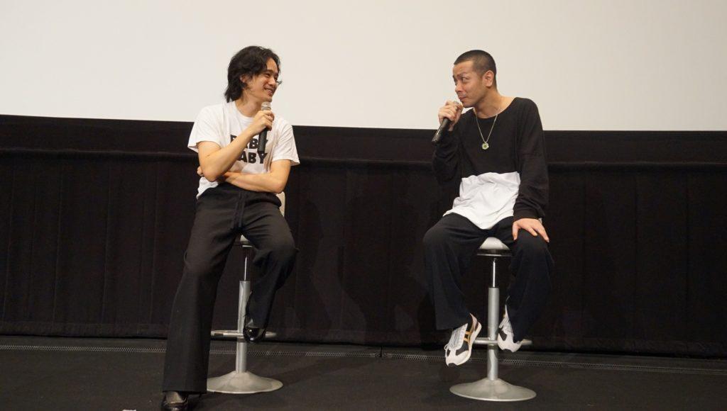 【REPORT】映画『宮本から君へ』、池松壮亮と峯田和伸でトークイベントを開催