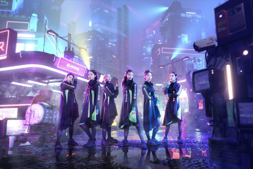 EMPiRE、クラウンダンサーを従え踊りまくるメンバー作詞の「Have it my way」MV公開