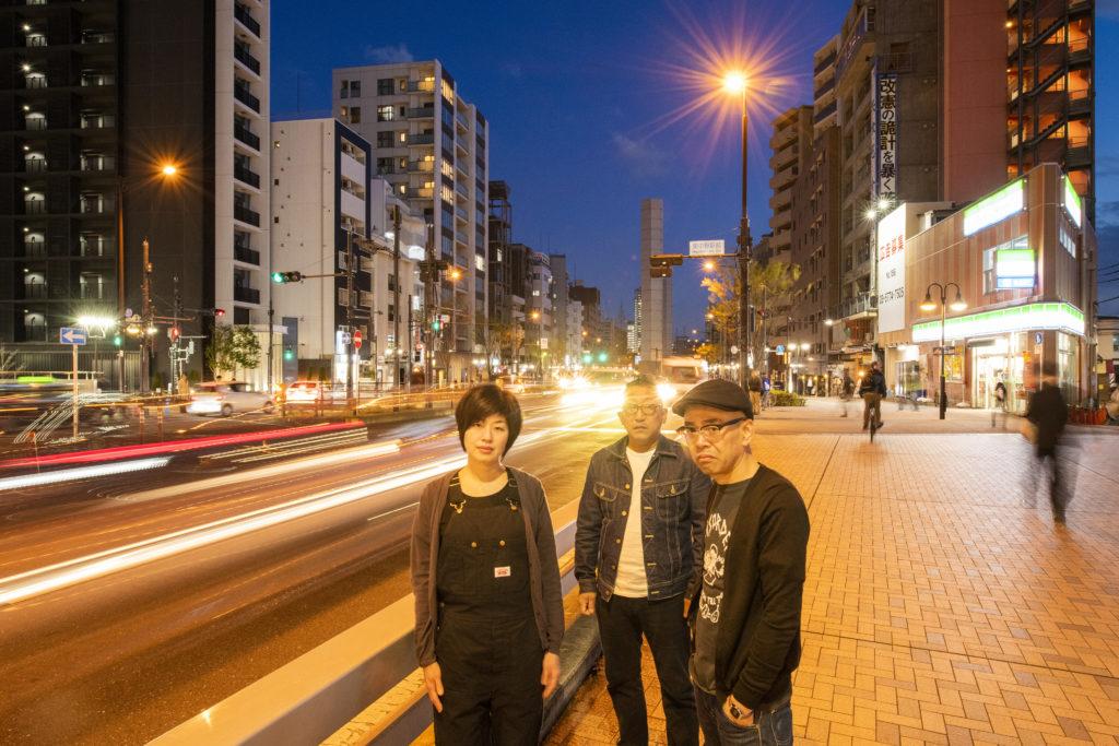 radioDTMアニバーサリーイベントにeastern youth、折坂悠太、ハバナイのスリーマン決定
