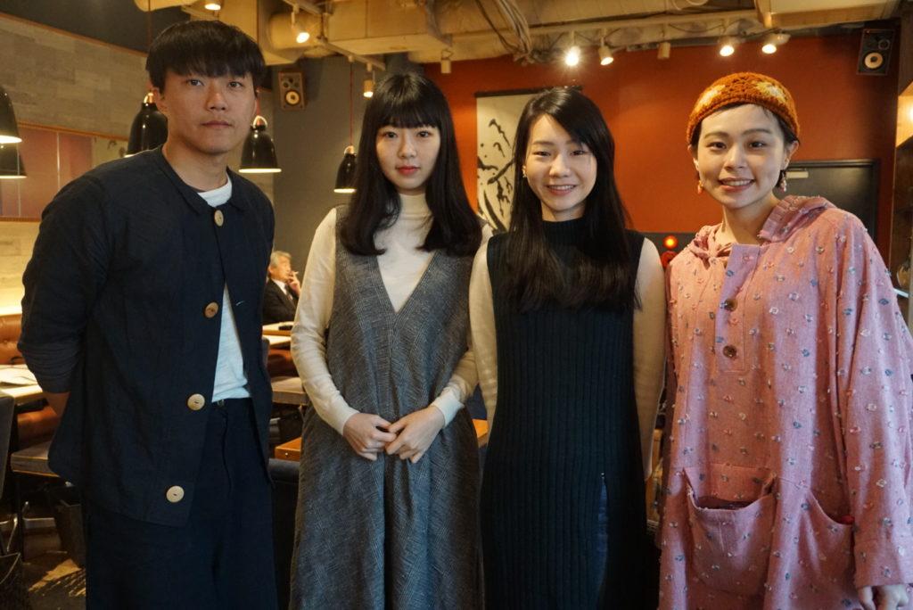 """【INTERVIEW】四枝筆樂團(Four Pens)&洪安妮、台湾アーティストによる""""アコースティック""""への拘り"""