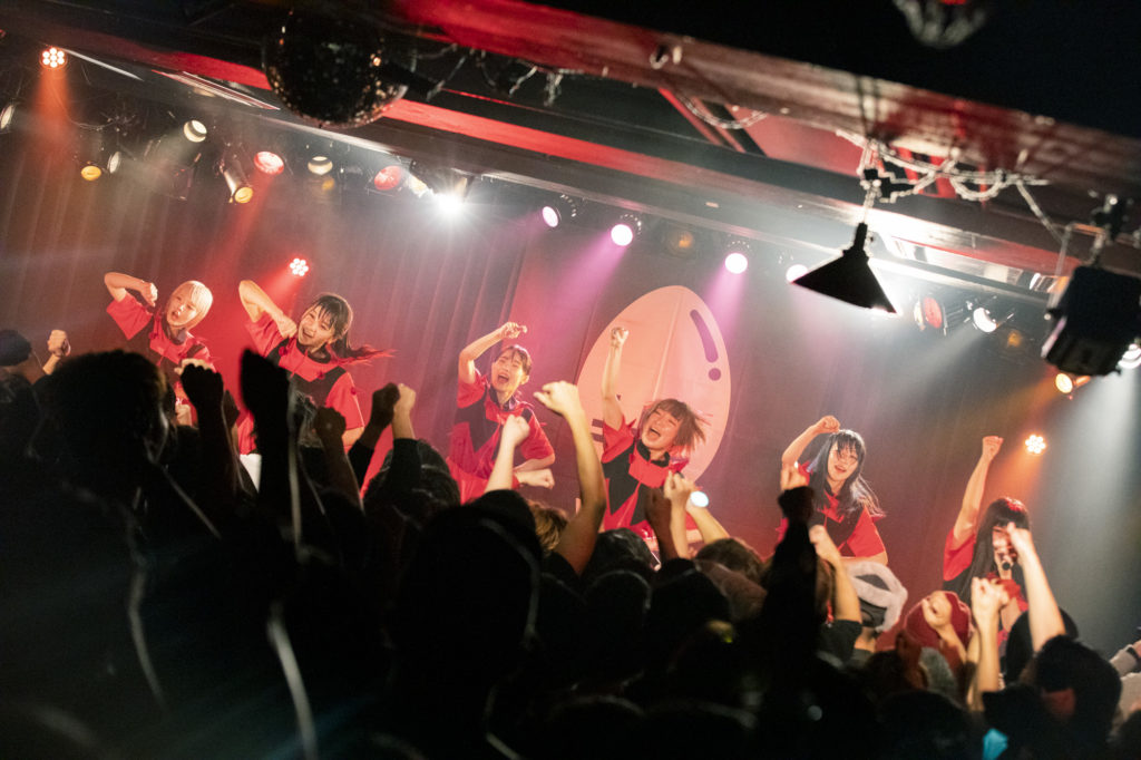 【LIVE REPORT】豆柴の大群ハナエ、涙のWAgg卒業公演「WAggで経験したすべては無駄じゃなかった」