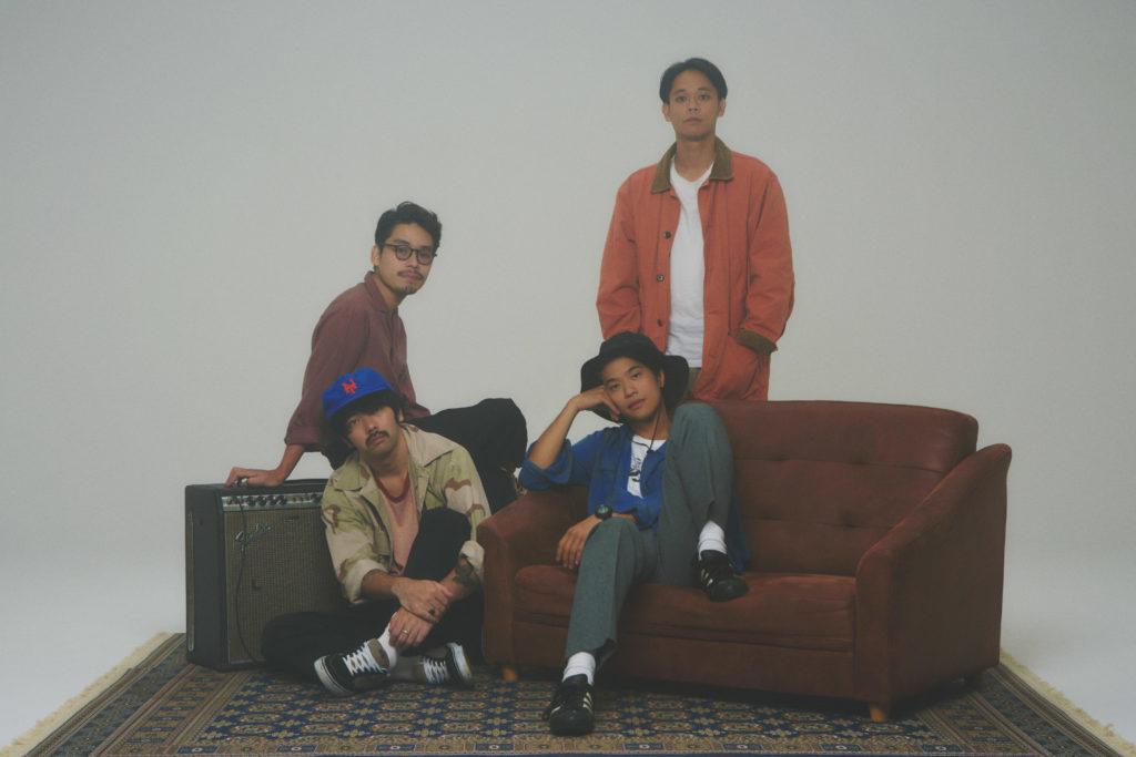 Yogee New Waves、本日新EPリリース&最新MV公開&全国ツアー開催決定