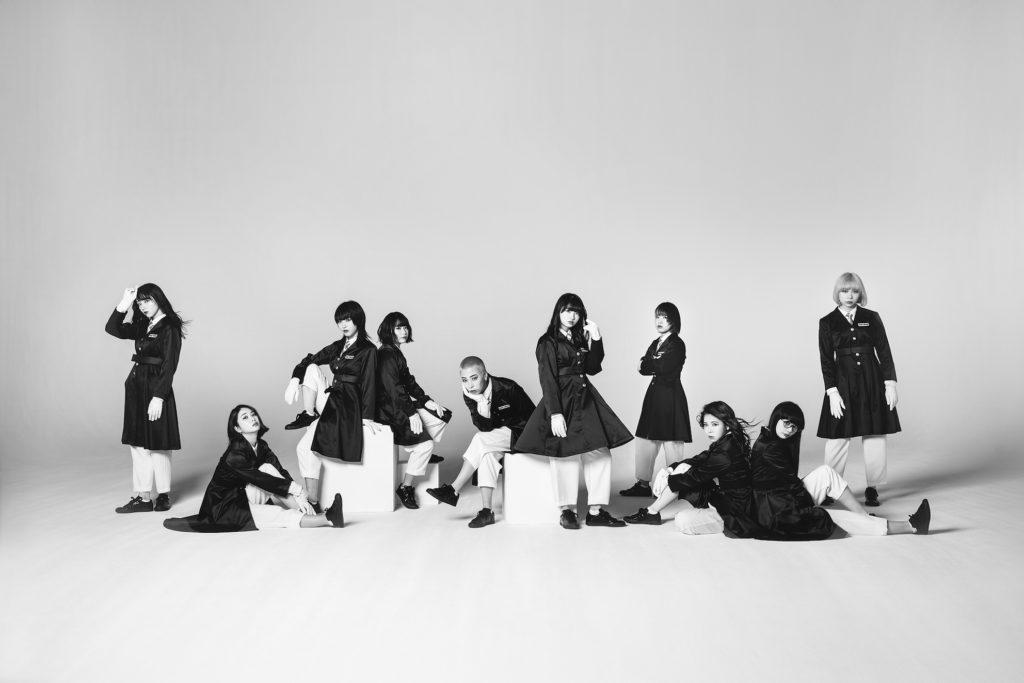 GANG PARADE、「Plastic 2 Mercy」「UNIT」ライヴ映像公開&新映像作品の特典情報解禁