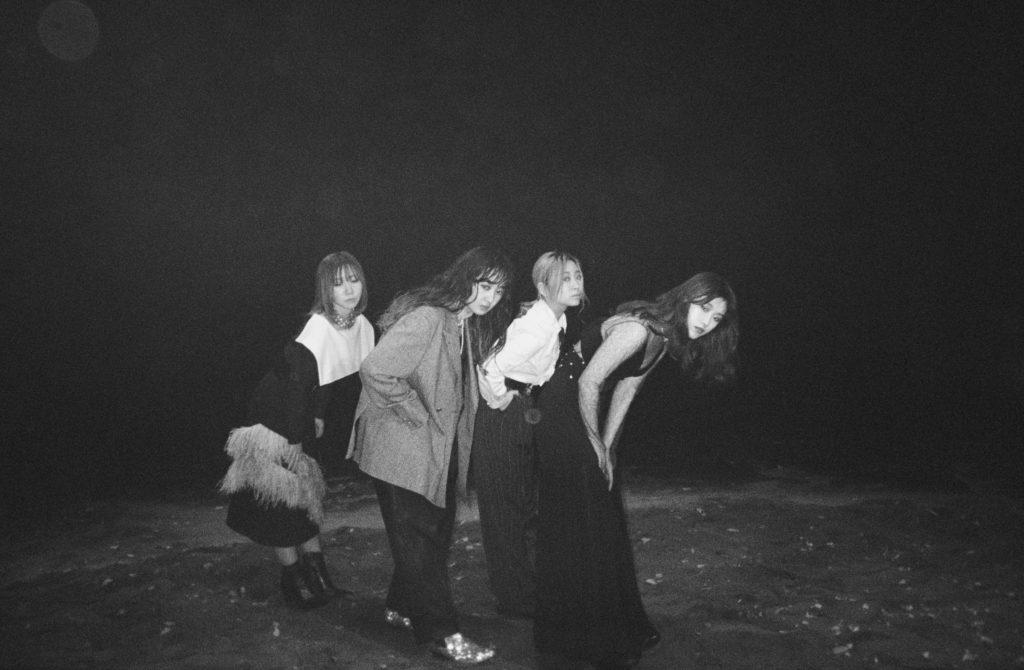赤い公園、新体制初アルバム『THE PARK』リリース&ホール公演含むツアー開催&MV公開