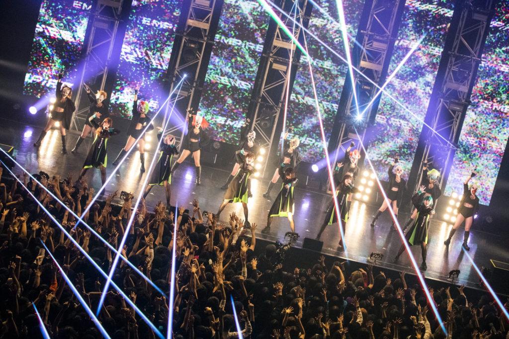 【LIVE REPORT】EMPiREがZeppでリベンジ公演「今日を最高の1日にする事がみんなへの恩返し」
