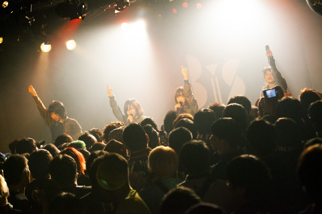 【LIVE REPORT】BiS、全公演SOLD OUTの全国ツアー初日仙台公演で魅せた予定調和とは真逆のライヴ