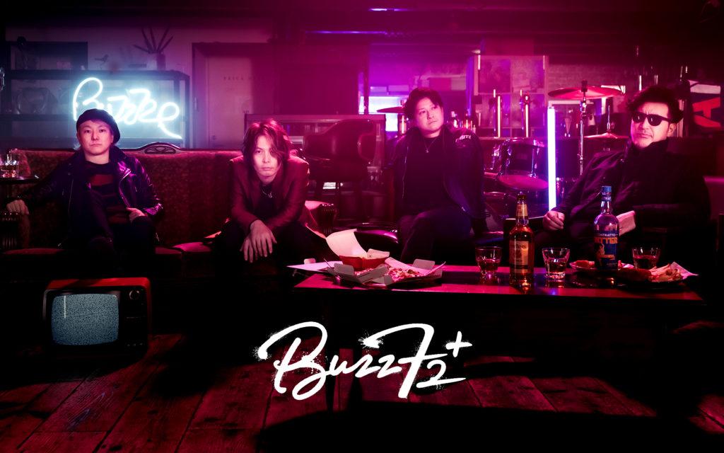 松隈ケンタ率いるロックバンドBuzz72+ 、13年ぶりアルバムより「フライングヒューマノイド」MV公開