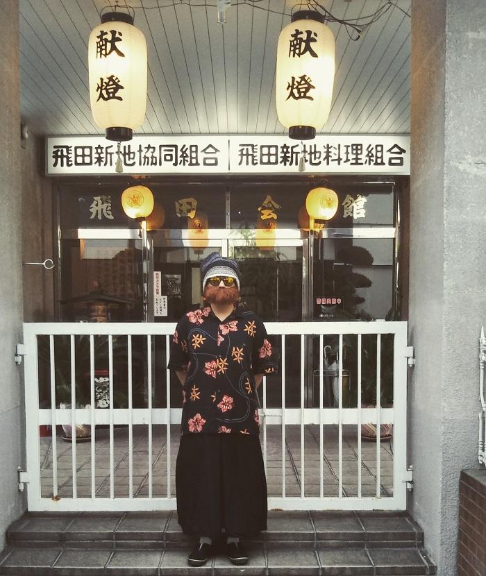 西中島きなこ企画の追加ゲストにモーモールルギャバン・ヤジマⅩと8otto・前之園マサキ