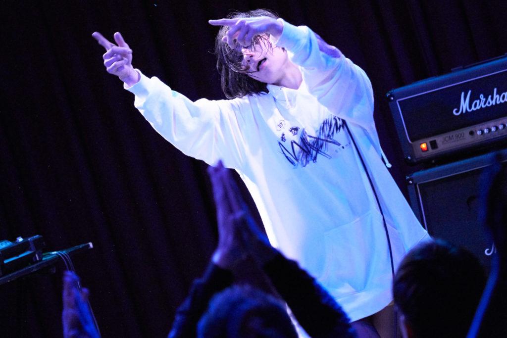 後藤まりこ、レコ発ツアー大阪公演のライヴ映像公開&東京WWW公演は配信ありで開催