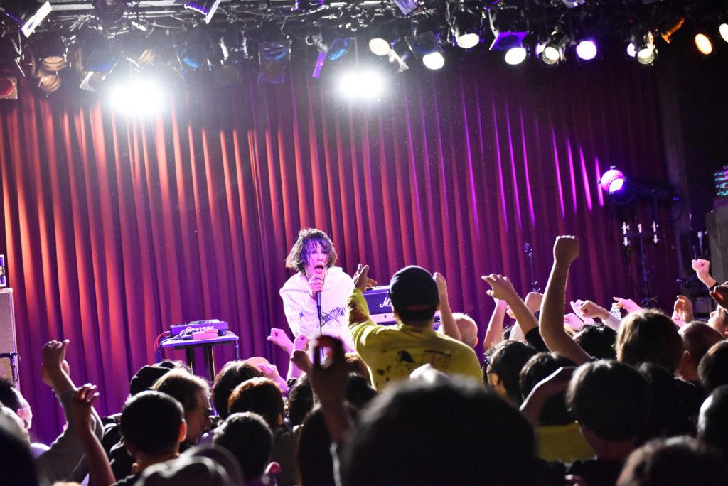 後藤まりこが誕生日にイベント「1日後藤まりこ」開催、大阪ワンマン映像を公開