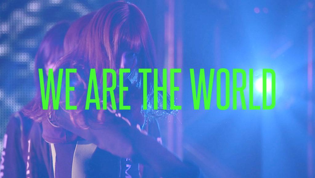 EMPiRE、4月8日発売の映像作品より「WE ARE THE WORLD」ライヴ映像公開